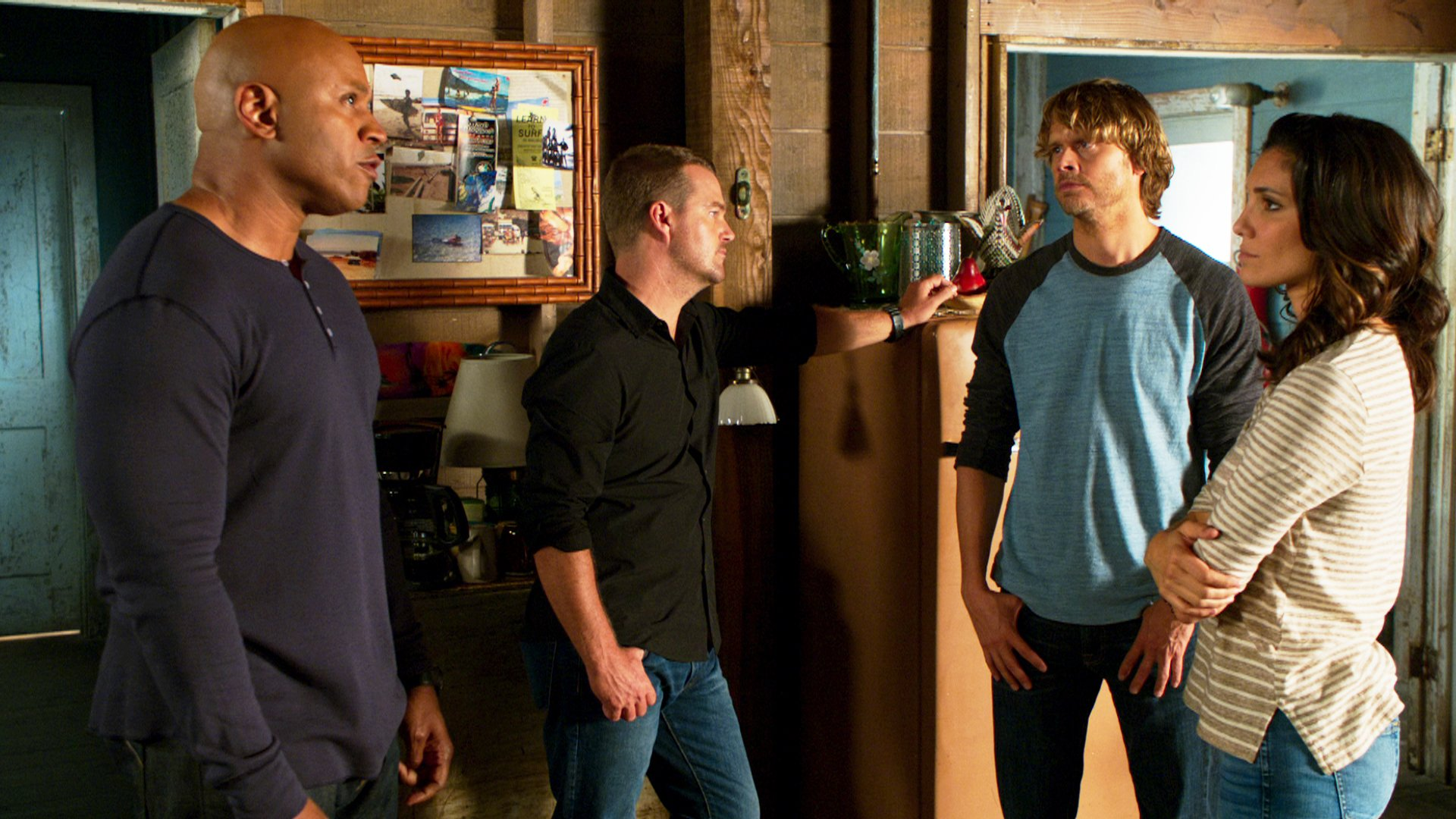 NCIS: Los Angeles Full HD Wallpaper And Background Image