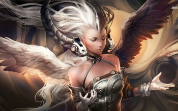 Fantasy - Angel Wallpapers and Backgrounds ID : 446546