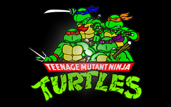 Cartoon - Tmnt Wallpapers and Backgrounds ID : 446661