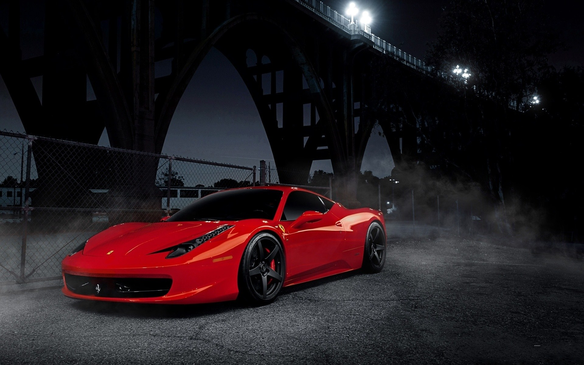 Ferrari 458 Italia Full HD Wallpaper and Background