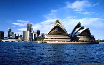 Man Made - Sydney Opera House  Wallpapers and Backgrounds ID : 447138