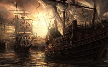 Fantasy - Ship Wallpapers and Backgrounds ID : 447669