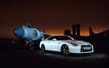 Fahrzeuge - Nissan GT-R Wallpapers and Backgrounds ID : 447749