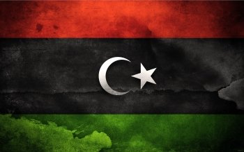 Man Made - Flag Of Libya Wallpapers and Backgrounds ID : 447948