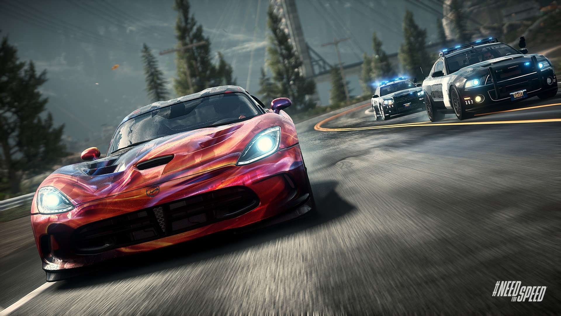 Need for Speed: Rivals Computer Wallpapers, Desktop ...Nfs Rivals Wallpaper For Pc