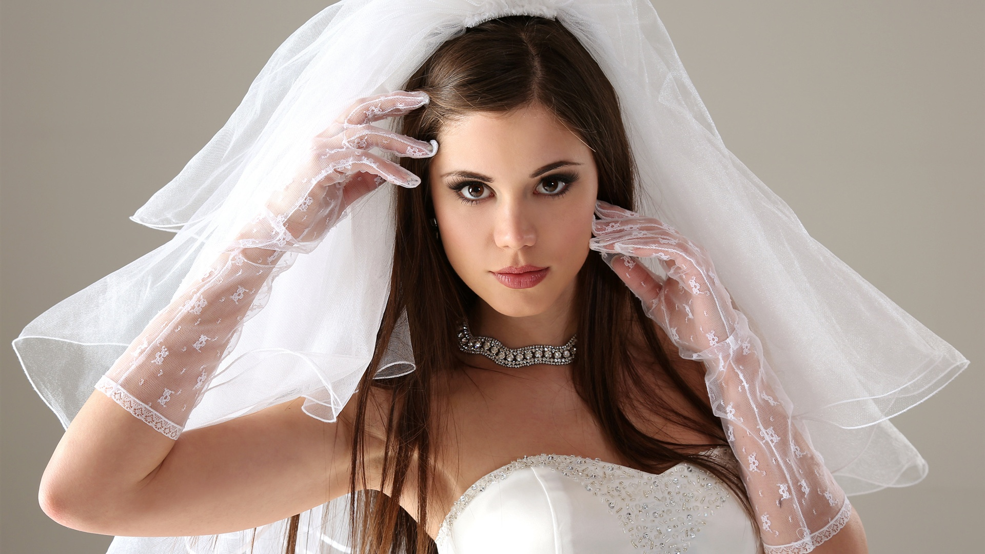 Bride Full Hd Wallpaper And Background Image  1920X1080  Id449464-5798