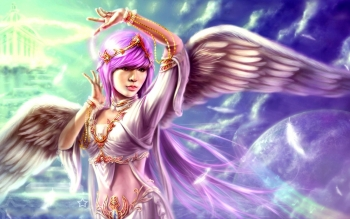 Fantasy - Angel Wallpapers and Backgrounds ID : 449520