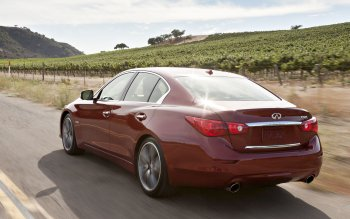 Vehicles - 2014 Infiniti Q50 Wallpapers and Backgrounds ID : 449823