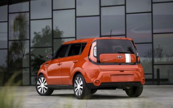 Vehicles - 2014 Kia Soul Wallpapers and Backgrounds ID : 449873