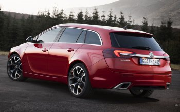 Vehicles - 2014 Opel Insignia OPC Sports Tourer Wallpapers and Backgrounds ID : 449915