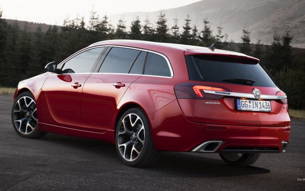 Vehicles 2014 Opel Insignia OPC Sports Tourer Opel HD Wallpaper   Background Image