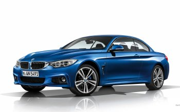 Vehicles - 2014 BMW 4-Series Convertible Wallpapers and Backgrounds ID : 450010
