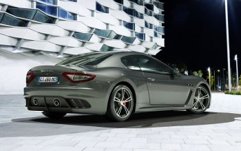 Vehicles - 2014 Maserati GranTurismo MC Stradale Wallpapers and Backgrounds ID : 450043