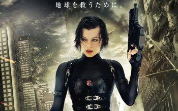 Movie - Resident Evil: Retribution Wallpapers and Backgrounds ID : 450259