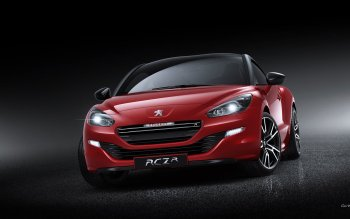 Vehicles - 2014 Peugeot RCZ R Wallpapers and Backgrounds ID : 450543