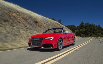 Vehicles - 2014 Audi RS5 Cabriolet Wallpapers and Backgrounds ID : 450556