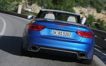 Vehicles - 2014 Audi RS5 Cabriolet Wallpapers and Backgrounds ID : 450578
