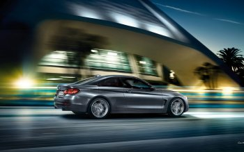 Транспортные Средства - 2014 BMW 4-Series Coupe Wallpapers and Backgrounds ID : 450718