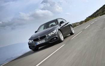 Vehicles - 2014 BMW 4-Series Coupe Wallpapers and Backgrounds ID : 450726