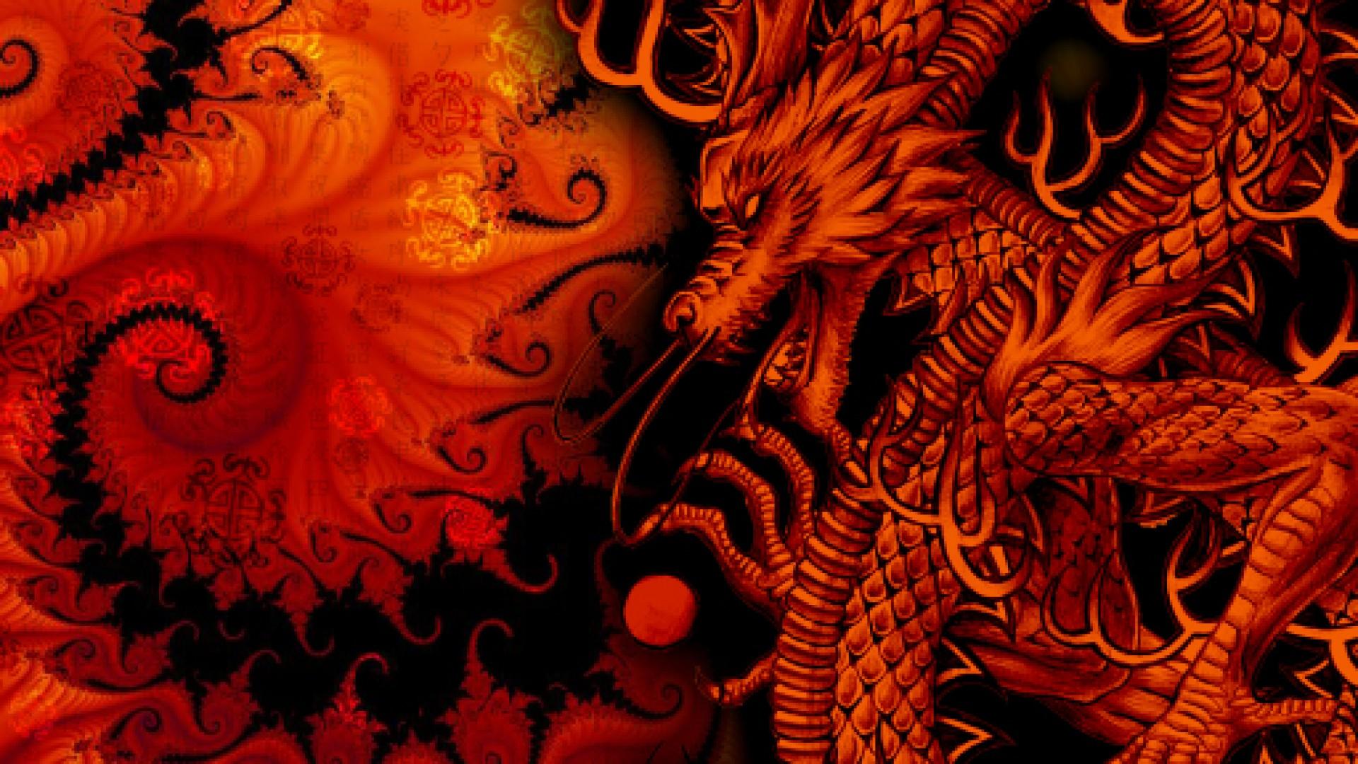 Wallpaper De Dragones  Taringa