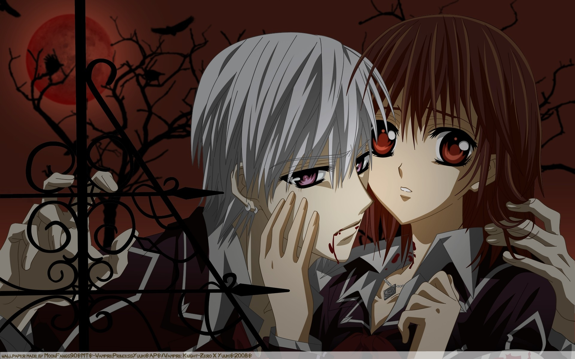 vampire knight wallpaper hd - photo #30