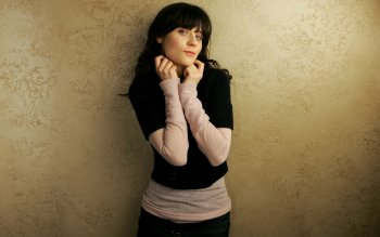 Celebrity - Zooey Deschanel Wallpapers and Backgrounds ID : 451065