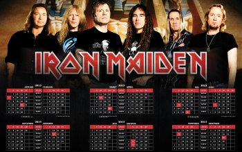 Music - Iron Maiden Wallpapers and Backgrounds ID : 451300