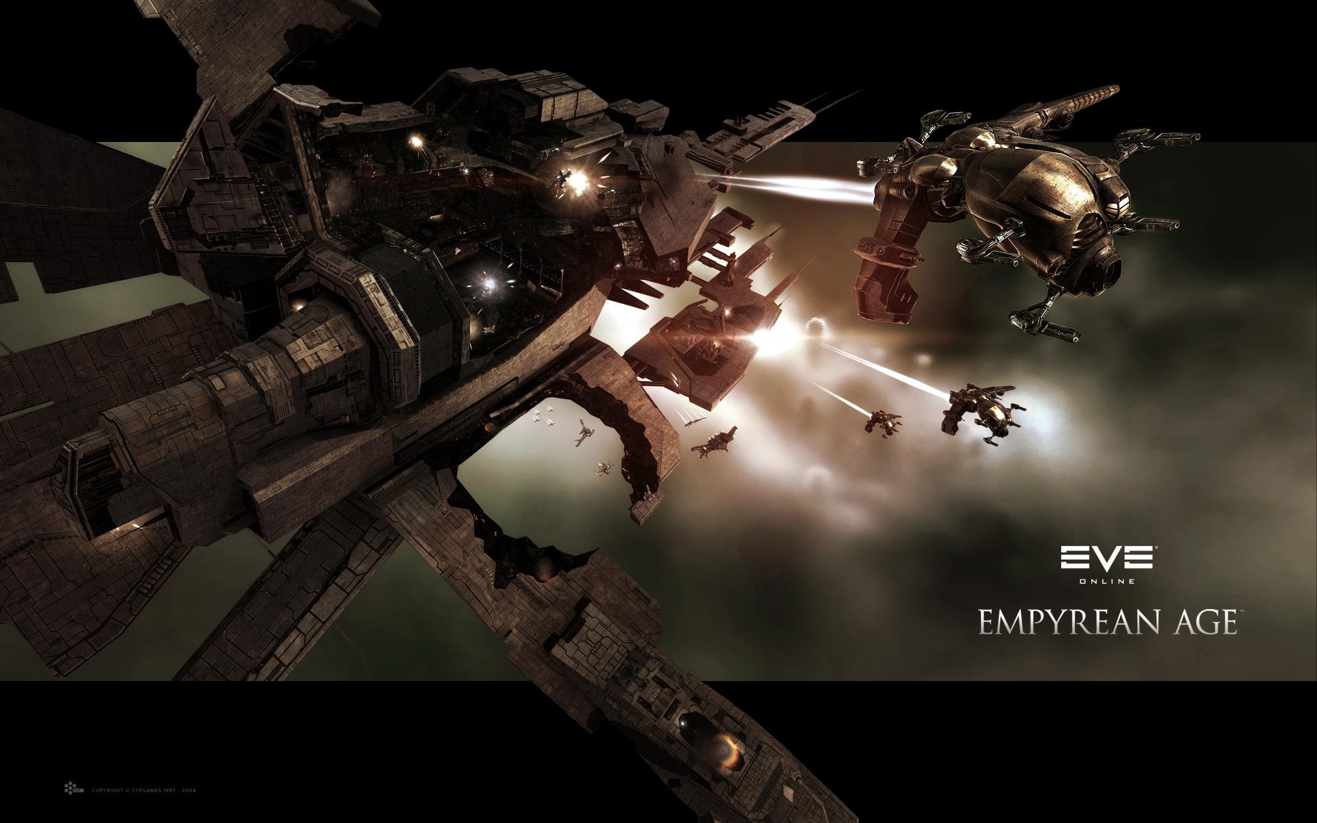 星战前夜 EVE 壁纸 高清图片 游戏壁纸-第4张