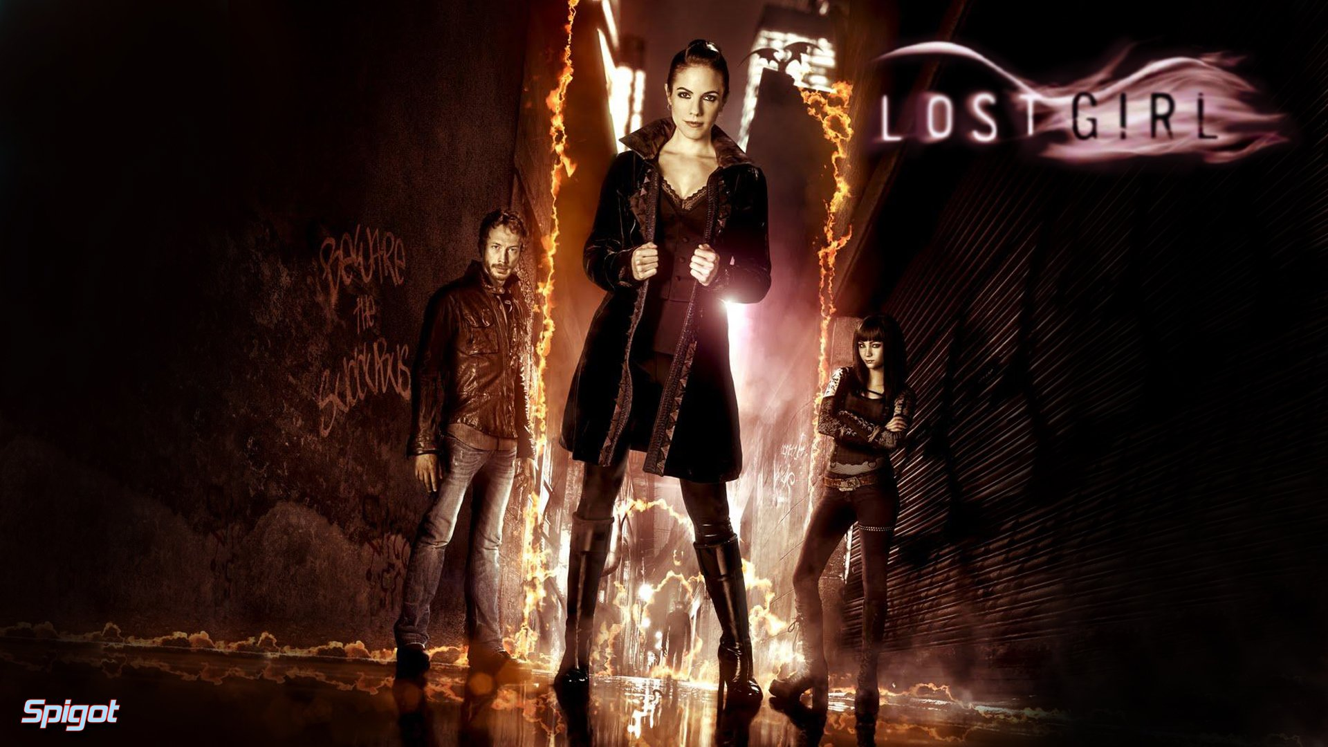 TV Show - Lost Girl  Wallpaper