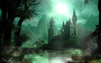 Fantasy - Castello Wallpapers and Backgrounds ID : 452246
