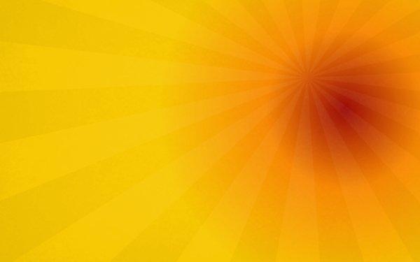 Abstract Artistic Yellow orange Sun HD Wallpaper | Background Image