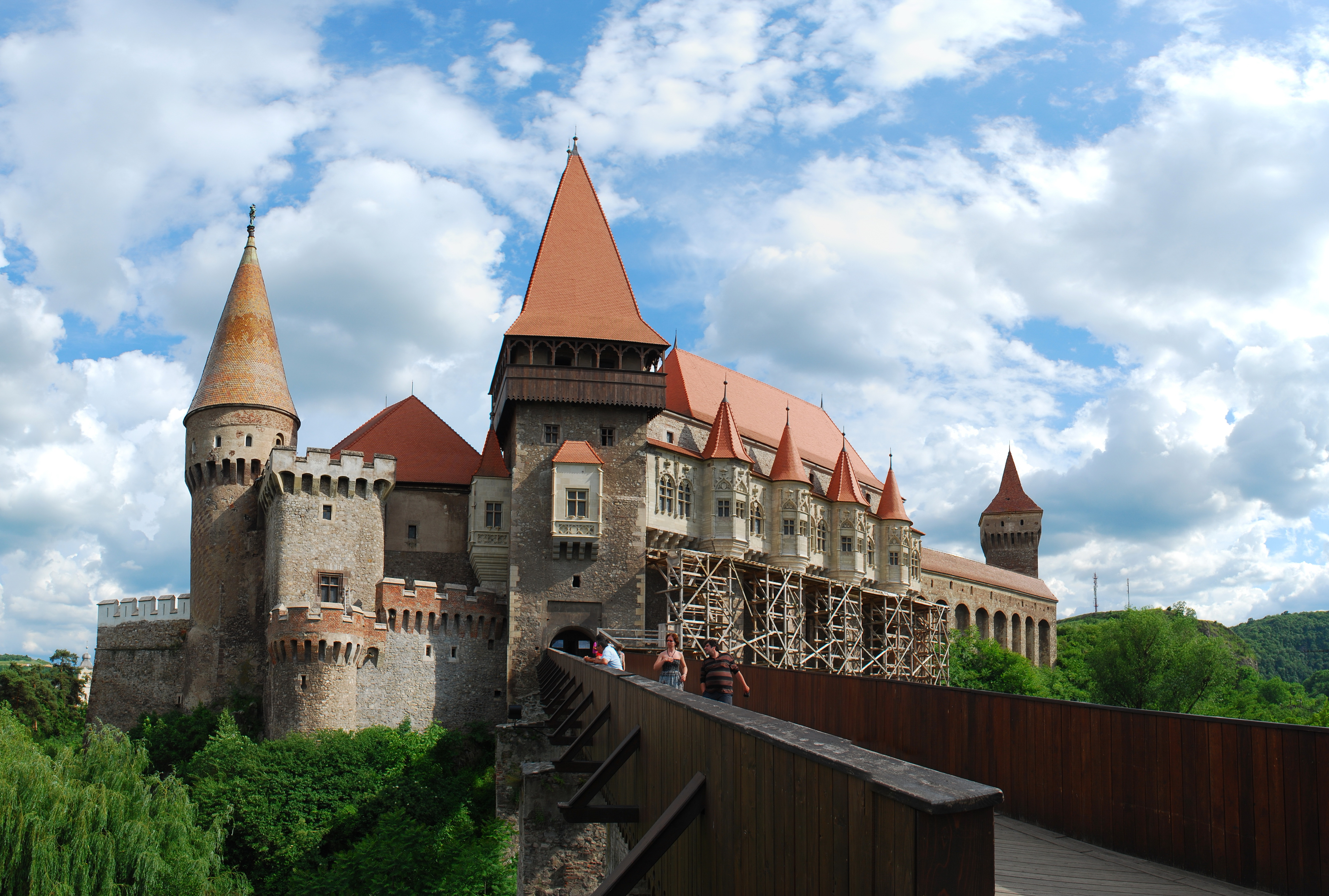 5 Corvin Castle Hd Wallpapers Backgrounds Wallpaper Abyss