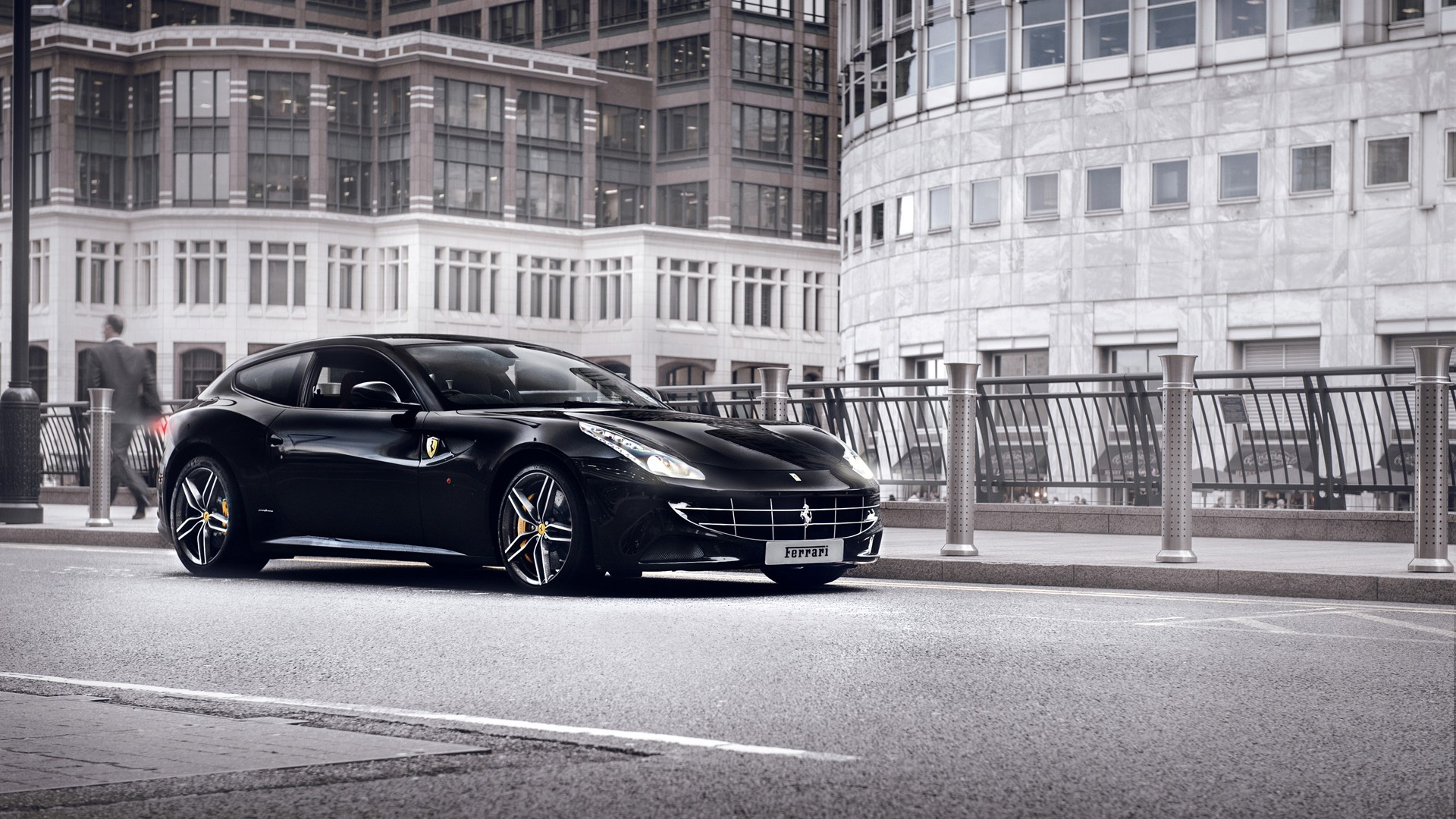 30 Ferrari FF HD Wallpapers