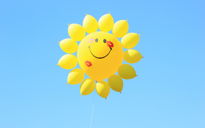Balloon hd wallpaper background image 2880x1800 id - Happy birthday balloon images hd ...