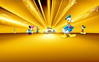 Cartoon - Mickey Mouse Wallpapers and Backgrounds ID : 453349