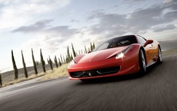 Vehicles - Ferrari 458 Italia Wallpapers and Backgrounds ID : 453390