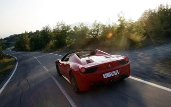 Vehicles - Ferrari 458 Italia Wallpapers and Backgrounds ID : 453414