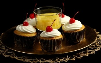Alimento - Cupcake Wallpapers and Backgrounds ID : 453590