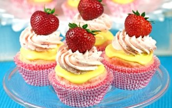 Food - Cupcake Wallpapers and Backgrounds ID : 453644