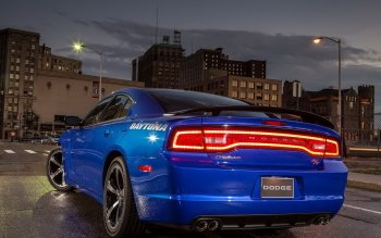 Vehicles - Dodge Charger Wallpapers and Backgrounds ID : 453994