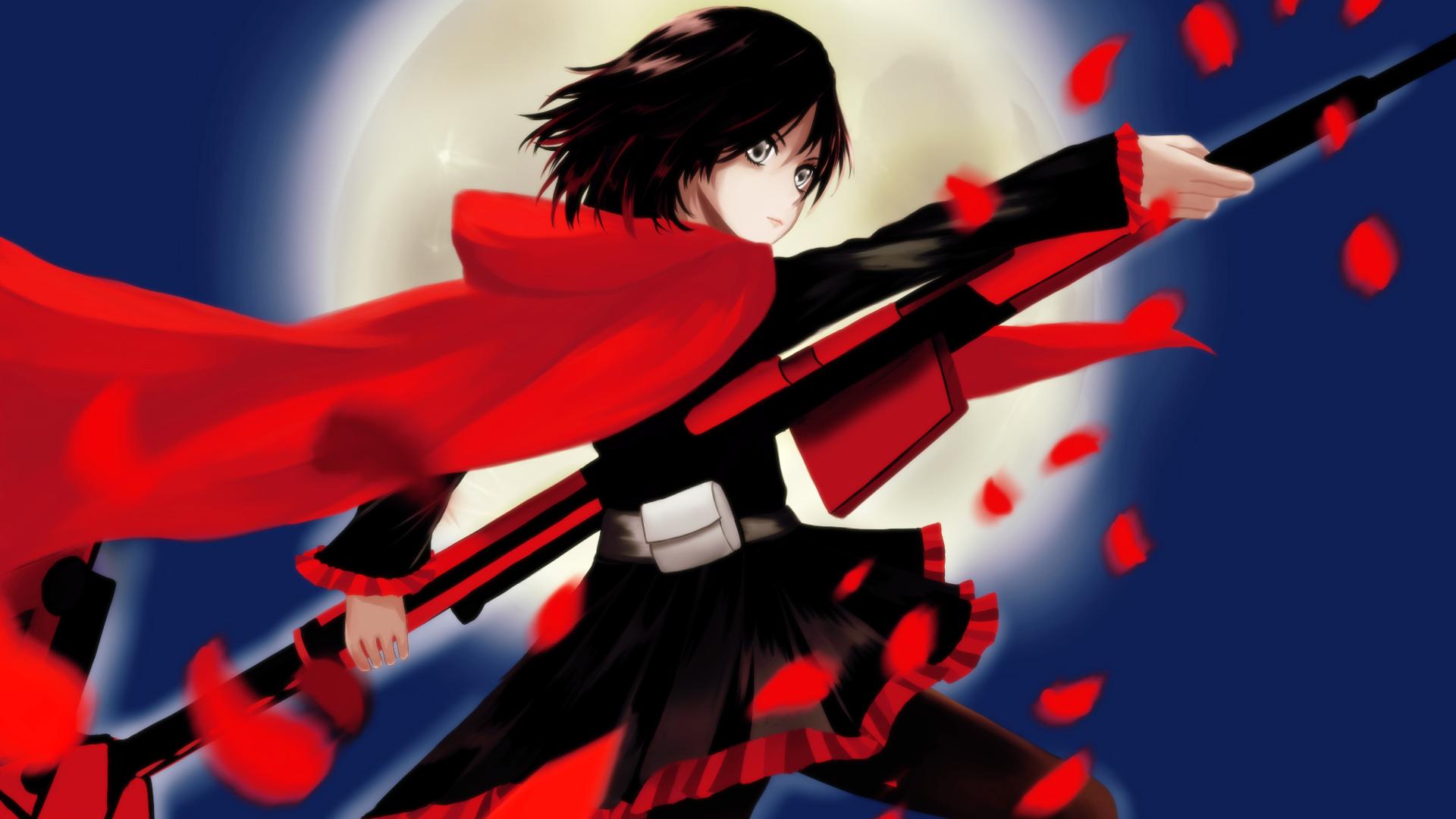rwby anime scythe wallpaper - photo #32