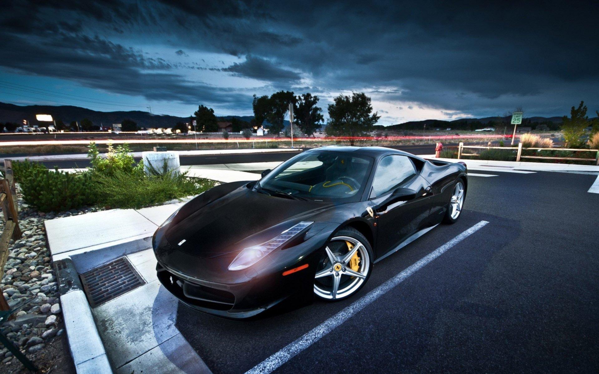 Vehicles - Ferrari 458 Italia  Wallpaper
