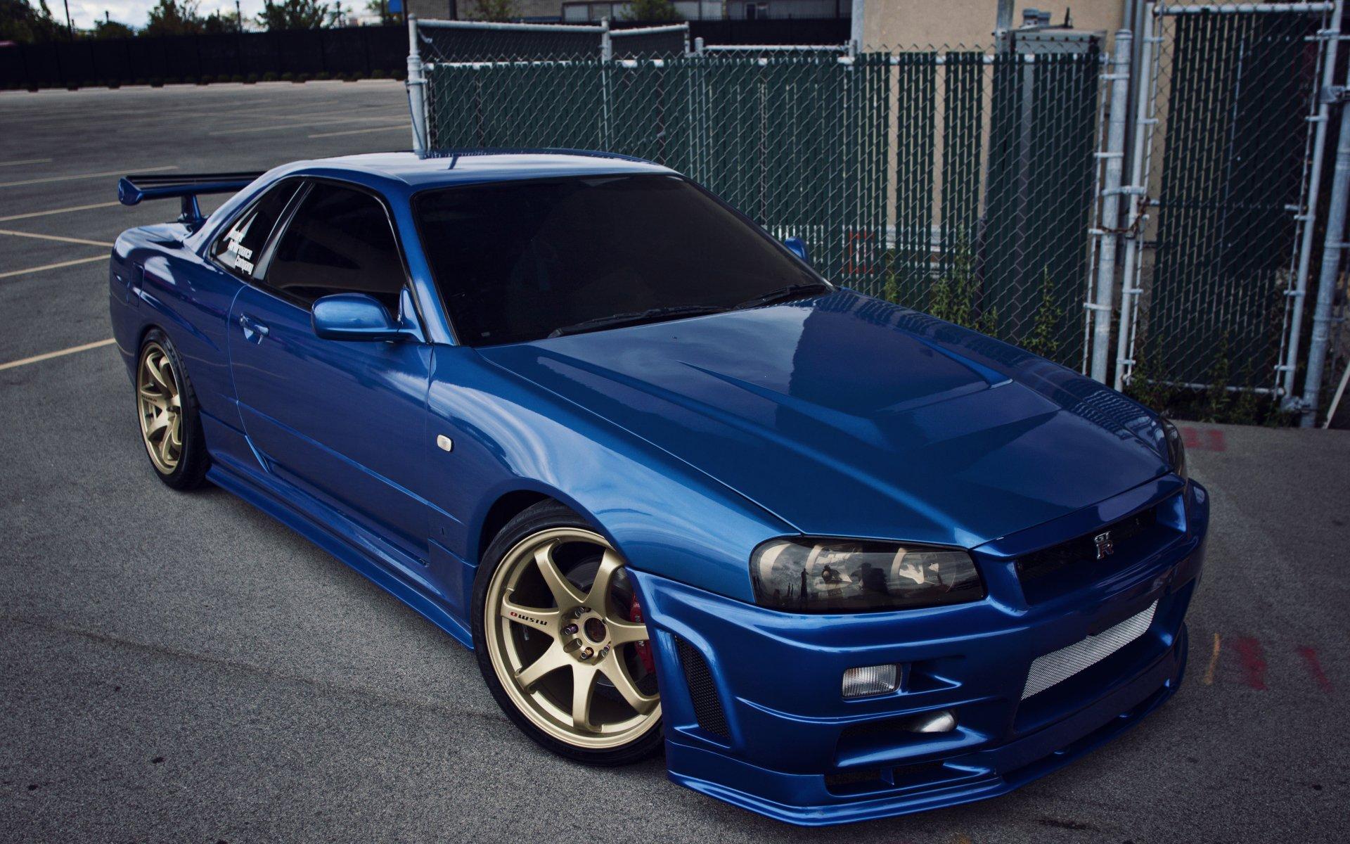 Nissan Skyline 4k Ultra HD Wallpaper   Background Image ...