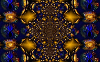 Abstracto - Fractal Wallpapers and Backgrounds ID : 454433