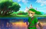 Preview The Legend of Zelda: A Link Between Worlds
