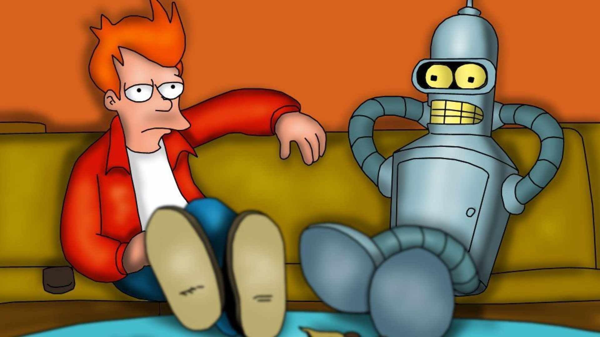 Futurama HD Wallpaper | Background Image | 1920x1080 | ID ...