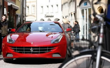 Vehículos - Ferrari FF Wallpapers and Backgrounds ID : 455377