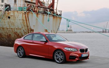 Vehicles - 2014 BMW M235i Coupe Wallpapers and Backgrounds ID : 455907