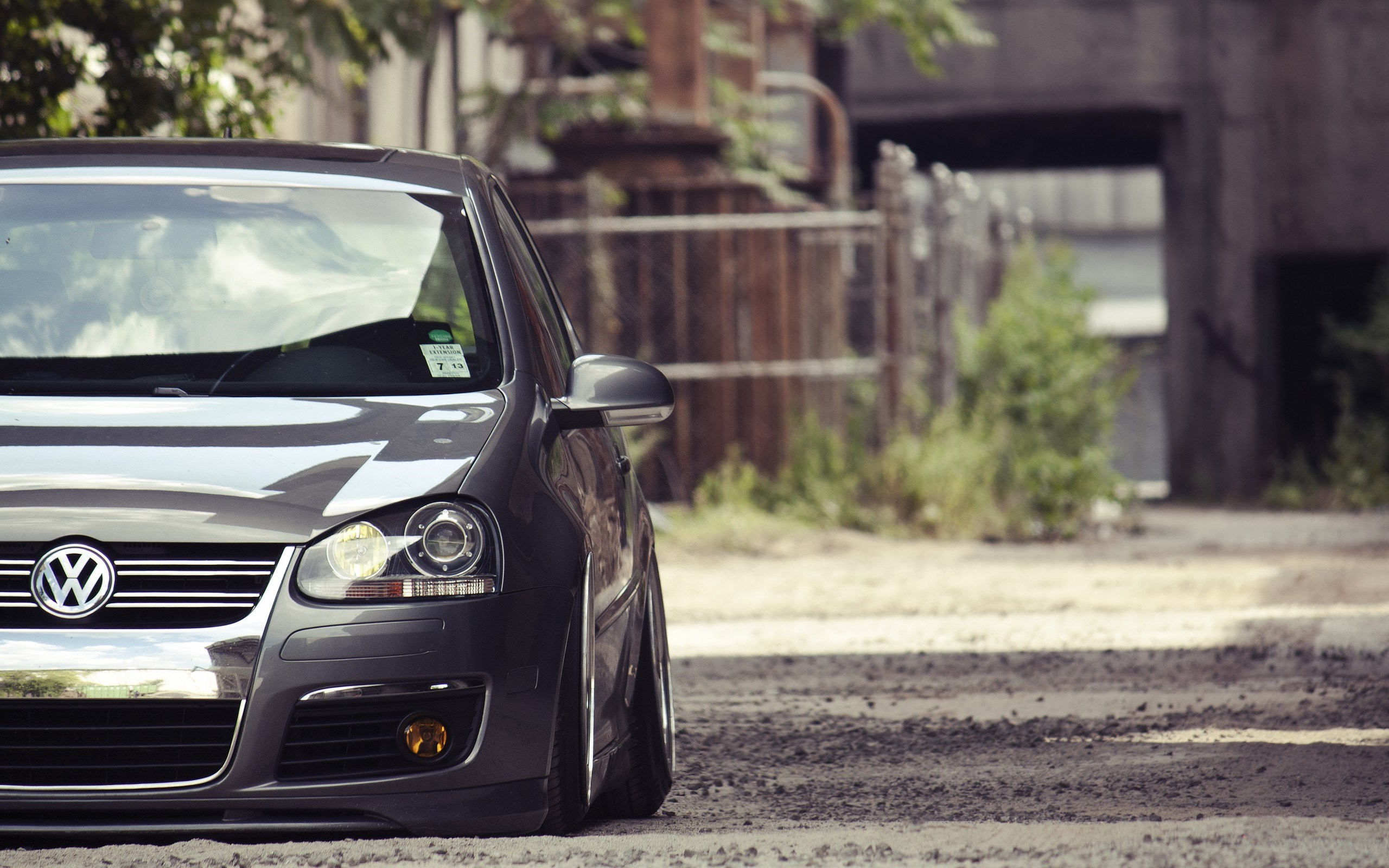 Volkswagen Golf Full HD Wallpaper And Background Image