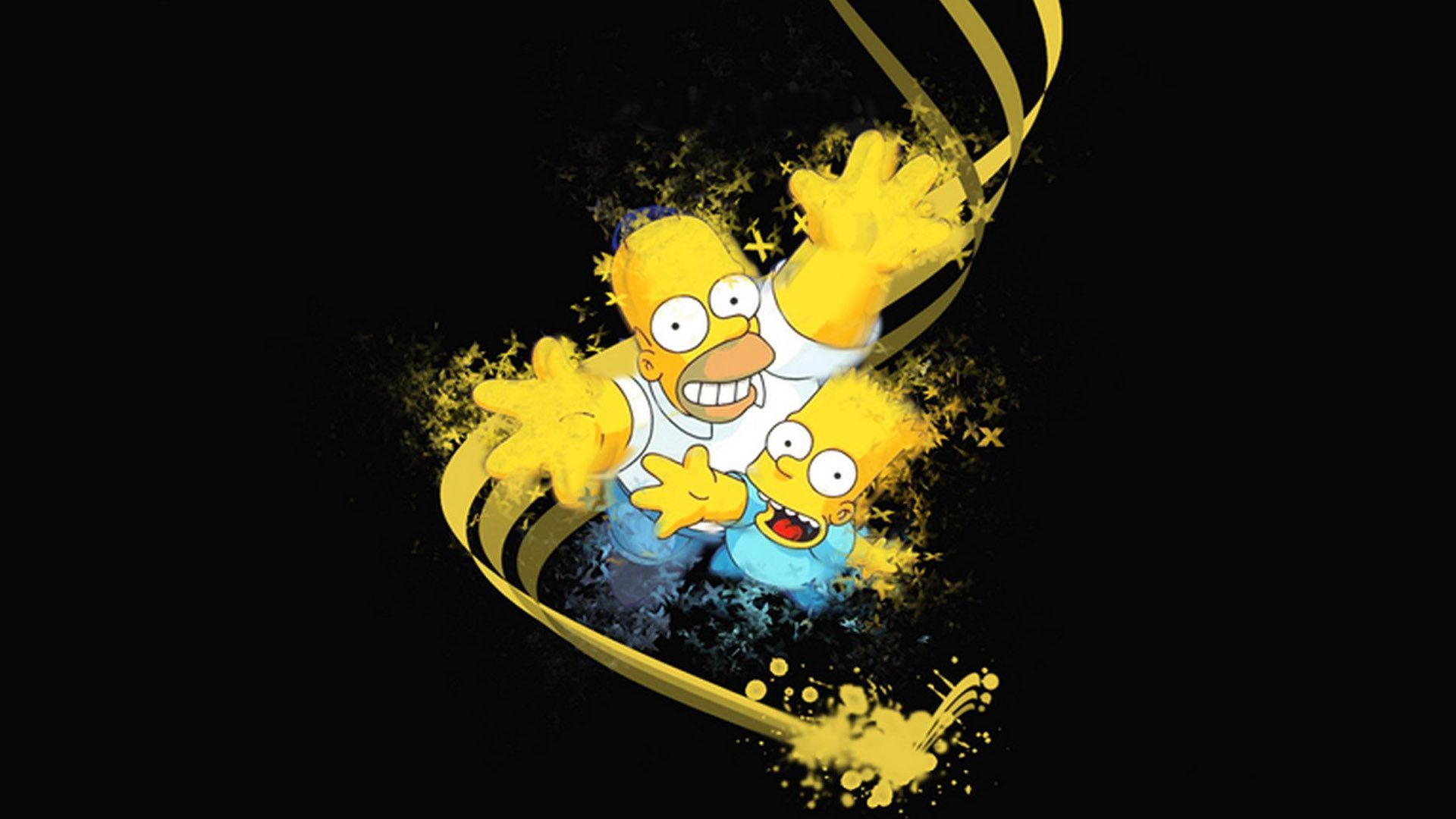 The Simpsons Hd Wallpaper Background Image 1920x1080